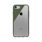 """Native Union CLIC Crystal mobile phone case 11.9 cm (4.7"""") Cover Olive,Transparent"""