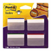 Post-It 686A1 Green,Red,Yellow tab index