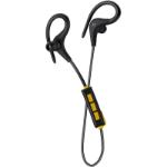KitSound Race Wireless Sports Earphones Headset Ear-hook Black, Yellow