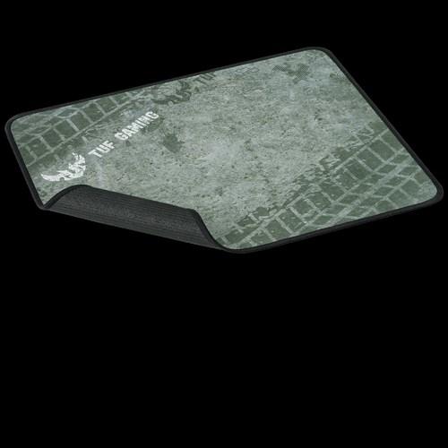 ASUS TUF Gaming P3 Gaming mouse pad Black, Green, Grey