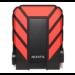 ADATA HD710 Pro 3000GB Black, Red external hard drive