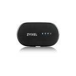 Zyxel WAH7601 router inalámbrico Banda única (2,4 GHz) 3G 4G Negro