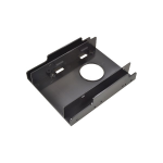 "2-Power ALT22621A drive bay panel 8.89 cm (3.5"") Carrier panel Black"