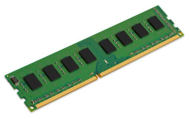 Kingston Technology ValueRAM 4GB DDR3 1600MHz Module 4GB DDR3L 1600MHz memory module KVR16LN11/4