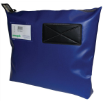Versapak Single Seam Mail Pouch Large Blue