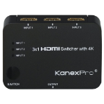 KanexPro SW-HD3X14K video switch HDMI
