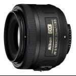 Nikon AF-S DX NIKKOR 35mm f/1.8G SLR Wide lens Black
