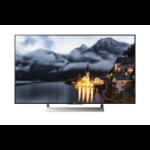 """Sony KD55XE9005 54.6"""" 4K Ultra HD Smart TV Wi-Fi Black,Silver LED TV"""