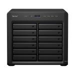 Synology DiskStation DS3617xs Ethernet LAN Rack (2U) Black,Grey NAS