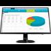 "HP N246v pantalla para PC 60,5 cm (23.8"") Full HD LED Plana Negro"