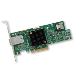 Broadcom SAS 9207-4i4e interface cards/adapter Internal SATA,SCSI