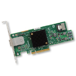 Broadcom SAS 9207-4i4e interface cards/adapter SATA,SCSI Internal