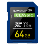 Team Group CLASSIC SD memory card 64 GB SDHC Class 10 UHS