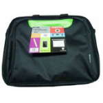 "Approx APPNBCP15BGP 15.6"" Briefcase Black,Green notebook case"