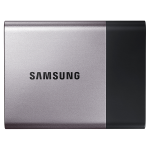 Samsung T3 1TB 1000GB Black,Silver