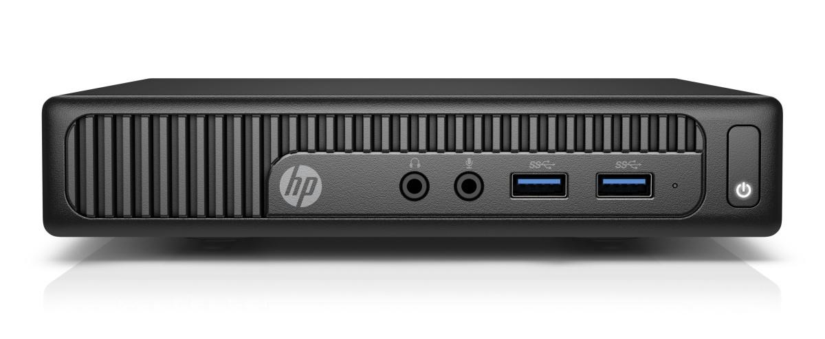 HP 200 260 G2 Mini 2.3GHz i3-6100U Desktop Black