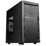 Antec VSK3000 Elite-U3 + 650W PSU Mini Tower Black