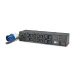 APC AP7822B 2U Black power distribution unit PDU