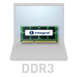 Integral 8GB DDR3-1600 memory module 1600 MHz