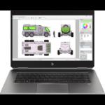 "HP ZBook Studio x360 G5 Mobile workstation 39.6 cm (15.6"") 1920 x 1080 pixels Touchscreen 8th gen Intel® Core™ i7 16 GB DDR4-SDRAM 512 GB SSD NVIDIA® Quadro® P1000 Wi-Fi 5 (802.11ac) Windows 10 Pro Silver"