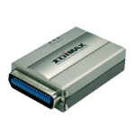 Edimax 1 Parallel Port Print Server Ethernet LAN print serverZZZZZ], PS-1206P