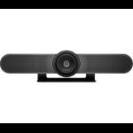 Logitech MeetUP 3840 x 2160 pixels 30 fps Black