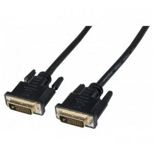 Hypertec 127513-HY DVI cable 3 m DVI-D Black
