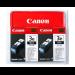 Canon BCI-3EBK, 2-pack cartucho de tinta Original Negro Multipack 2 pieza(s)
