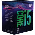 Intel Core ® ™ i5-8500 Processor (9M Cache, up to 4.10 GHz) 3GHz 9MB Box processor