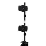 """Amer AMR2C32V flat panel desk mount 81.3 cm (32"""") Clamp Black"""