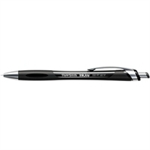 Papermate InkJoy 550 RT Clip-on retractable ballpoint pen Medium Black 12pc(s)