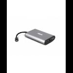 Urban Factory TCM11UF mobile device dock station Tablet/Smartphone Silver