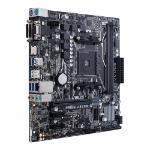 ASUS PRIME A320M-E motherboard Socket AM4 Micro ATX AMD A320
