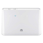 Huawei B311-221 wireless router Dual-band (2.4 GHz / 5 GHz) Gigabit Ethernet 4G White