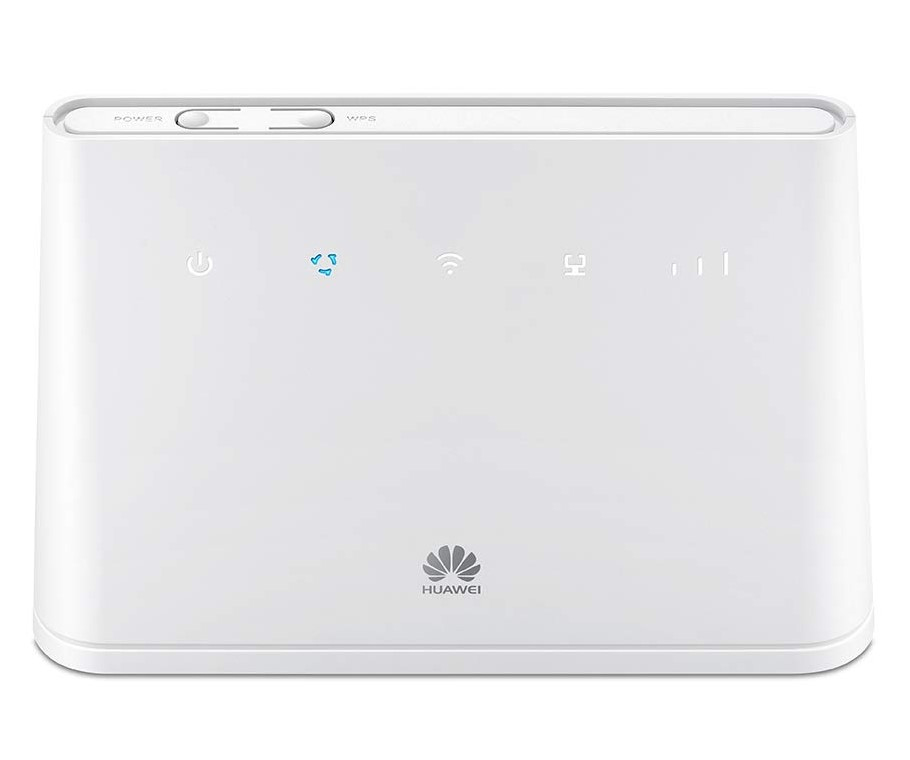 Huawei B311-221 wireless router Dual-band 2.4 GHz / 5 GHz Gigabit Ethernet 4G White