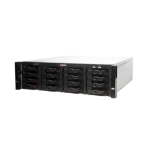 Dahua Europe Ultra NVR616R-128-4KS2 3U Black network video recorder