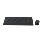 Lenovo 0A34066 RF Wireless QWERTY English Black keyboard