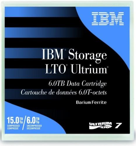IBM LTO Ultrium 7 Data Cartridge 6000 GB