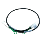 "Hewlett Packard Enterprise X240 100G QSFP28 1m InfiniBand cable 39.4"" (1 m)"