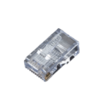 Black Box FM506-R2 wire connector RJ-45 Transparent