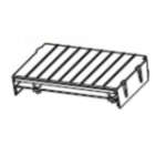Zebra P1058930-500C printer/scanner spare part
