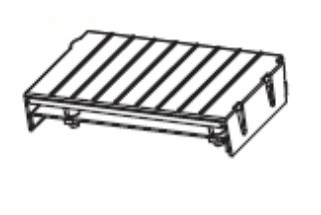 Zebra P1058930-500C pieza de repuesto de equipo de impresión Impresora de etiquetas
