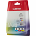 Canon 4706A029 (BCI-6) Ink cartridge multi pack, 280 pages, 3x13ml, Pack qty 3