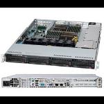 Supermicro 1022G-NTF AMD SR5670 Socket G34 1U Black