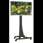 "Unicol AX15T signage display mount 127 cm (50"") Black"