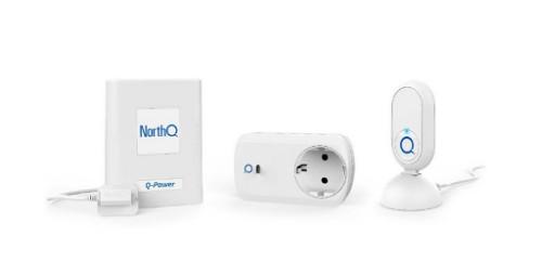 NorthQ NQ-9510-EU Wireless smart home multi-sensor