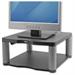 Fellowes Premium Monitor Riser Graphite