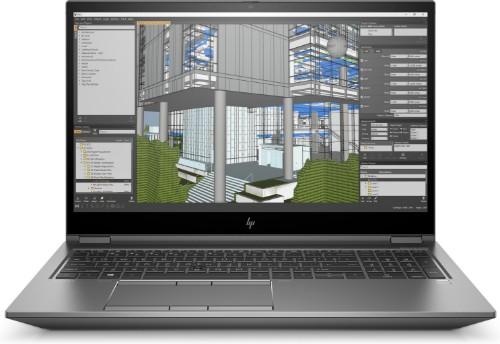 HP ZBook Fury 15 G7 Mobile workstation 39.6 cm (15.6