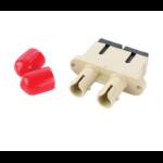 Videk 4614 fibre optic adapter SC/ST Beige 1 pc(s)