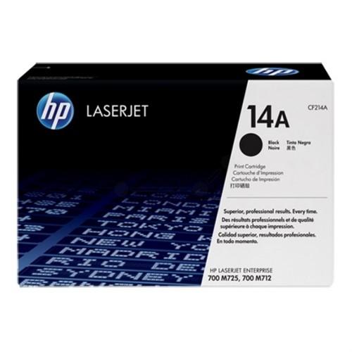 HP CF214A (14A) Toner black, 10K pages